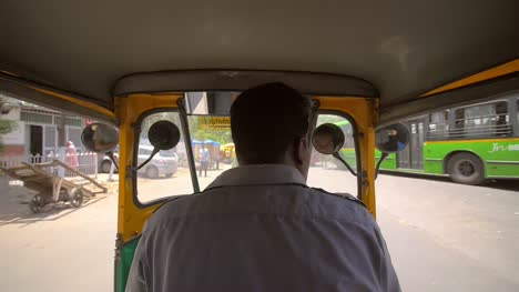 POV-Inside-of-a-Tuk-Tuk-on-Busy-Road