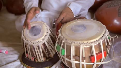 Tuning-Traditional-Drum