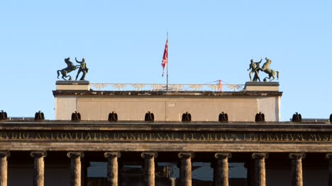 Flag-On-Top-of-The-Altes-Museum