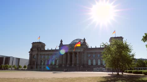 The-Reichstag-Building-in-Berlin