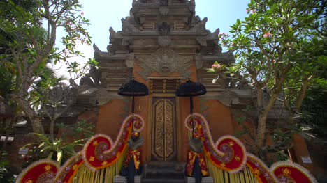 Reveal-Shot-of-Indonesian-Hindu-Temple