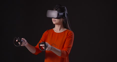 Young-Lady-Playing-Virtual-Reality