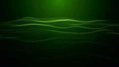 Particle-Waves-Loop-Green
