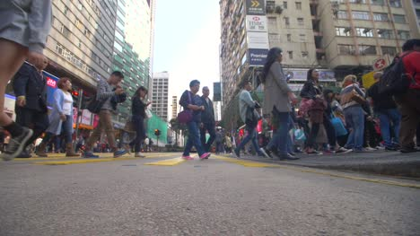 Tracking-Shot-of-Pedestrians-Crossing-Road