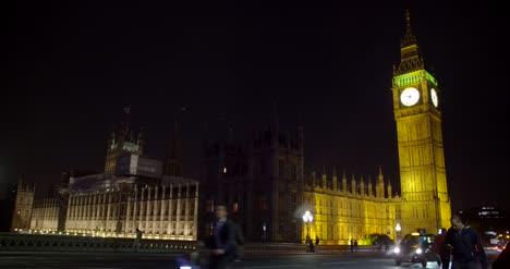 Westminster-Palace-at-Night