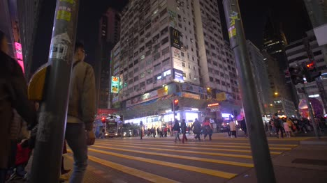 People-at-a-Crosswalk-in-Hong-Kong