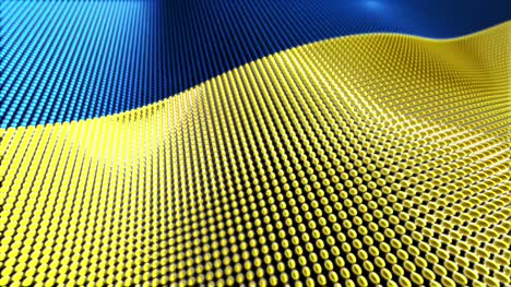 Motion-Particle-Flag-Loop-Ukraine