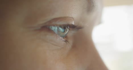 Close-Up-of-Eye-Looking-at-Screen