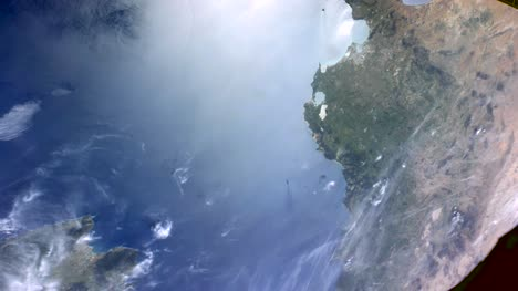 Tunisia-and-the-Mediterranean-Sea-from-Space-Graded
