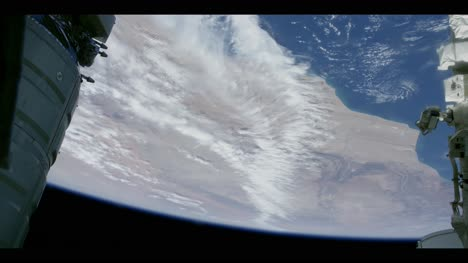 Western-Sahara-and-Atlantic-Ocean-from-Space