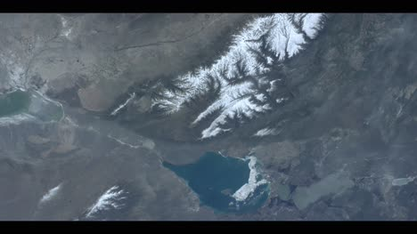 China-y-Kazajstán-desde-ISS