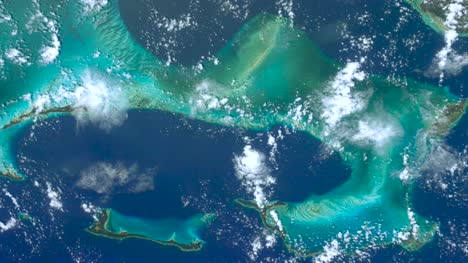 The-Bahamas-from-Space-Graded
