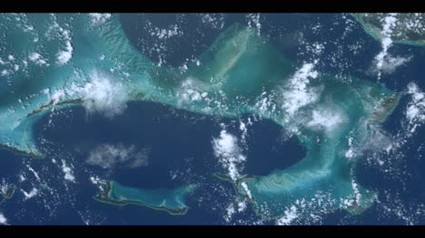The-Bahamas-from-Space