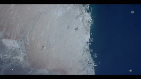 United-Arab-Emirates-and-Oman-from-Space