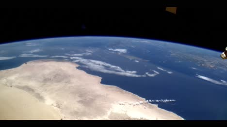 Libya-and-Egypt-from-Space