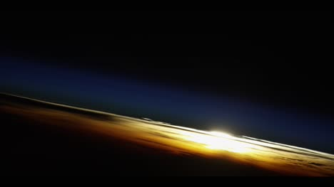 Sunset-from-ISS