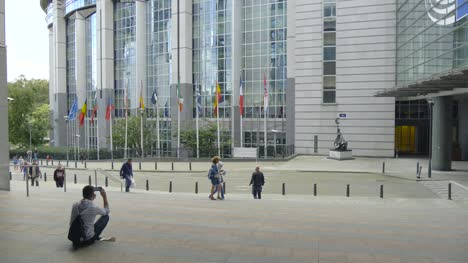European-Parliament-Complex-in-Brussels