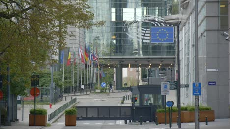 European-Parliament-Security-Checkpoint