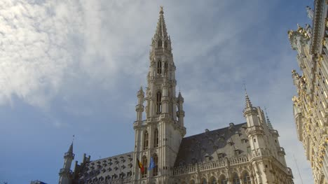 Brussels-Town-Hall
