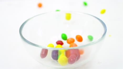 Candy-Dropping-into-Bowl-Slow-Motion