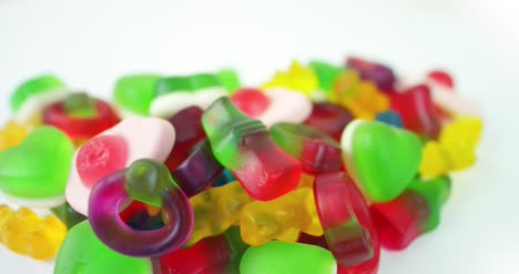 Tracking-Past-Pile-of-Candy