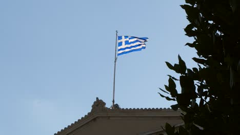 Greek-Flag-Illuminated