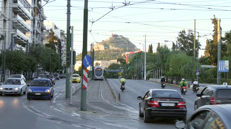 Tram-Moving-in-Athens