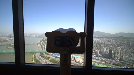 Tower-Viewer-Overlooking-Seoul-City