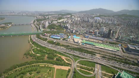 Observation-Platform-View-of-Seoul