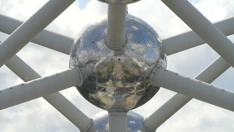 Detail-of-the-Atomium-in-Brussels