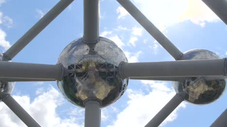 Segment-of-the-Atomium-Monument