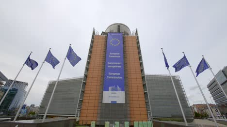 Berlaymont-Building-in-Brussels