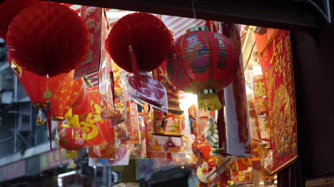 Red-Chinese-Lanterns-and-Banners