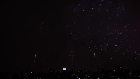 Slow-Motion-Firework-Display-