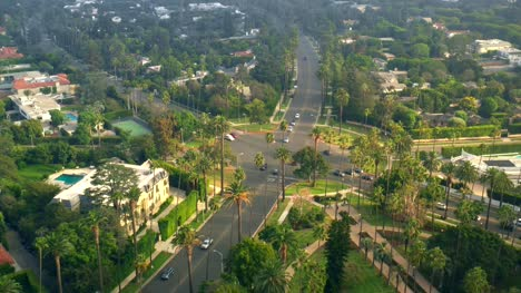 Beverly-Hills-Intersection-Wide-View