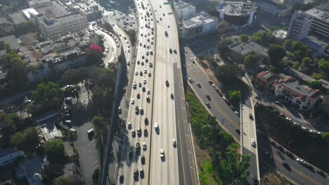 Approaching-Spaghetti-Junction-in-LA