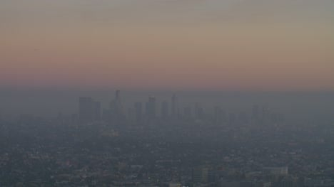 LA-Skyline-at-Sunset