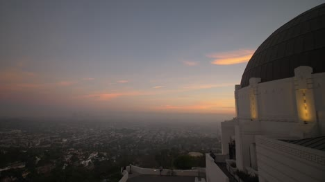 Griffith-Observatory-and-LA-Skyline