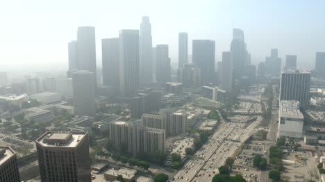 Downtown-LA-Aerial-Shot