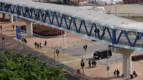 Pedestrian-Crosswalk-and-Footbridge