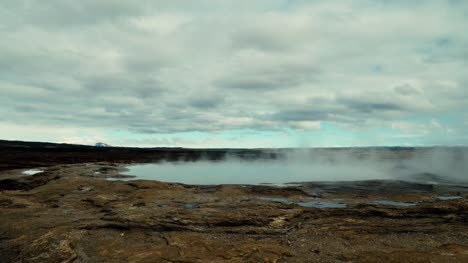 Panning-Over-Icelandic-Hot-Spring