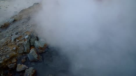 Bubbling-Geothermal-Spring