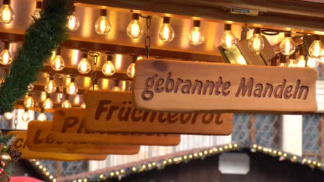 German-Candied-Almonds-Sign
