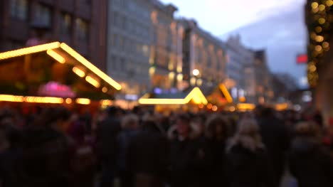 Blurry-Christmas-Market