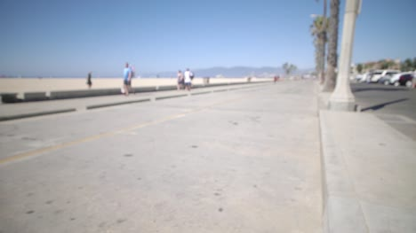 Cycling-Along-Venice-Beach-LA-01