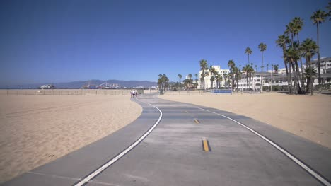 POV-Cycling-Along-Venice-Beach-Path-LA