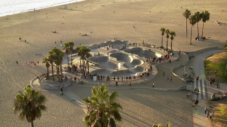 Flying-Over-Venice-Beach-Skatepark