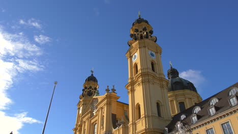 Theatine-Church-Dome-and-Towers-Munich