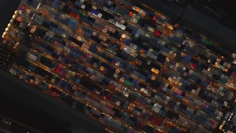 Rachada-Night-Market-Rotating-Aerial-View