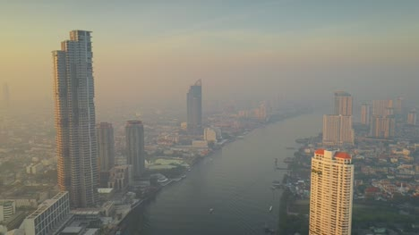 Chao-Phraya-River-at-Dawn